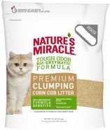 8in1 NM Premium Natural Care Наполнитель кукурузный для кошачьего туалета, комкующийся (4,5 кг/10 л)