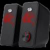 Акустическая 2.0 система Stentor черный, 6 Вт, питание от USB