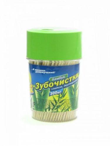 Зубочистки бамбуковые 200 шт.