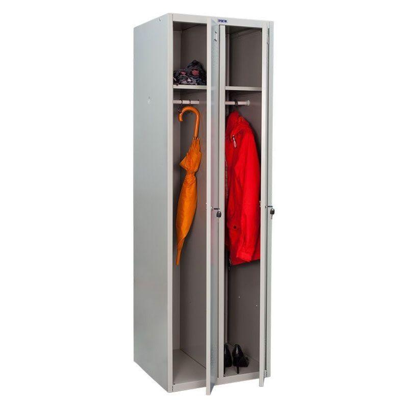 Шкаф для одежды «ПРАКТИК МД LS(LE)-21»