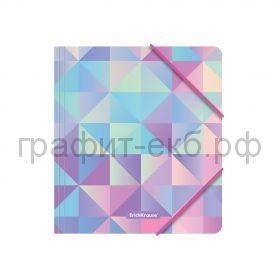 "Папка А5+ на резинках ""Magic Rhombs"" ErichKrause  49357"