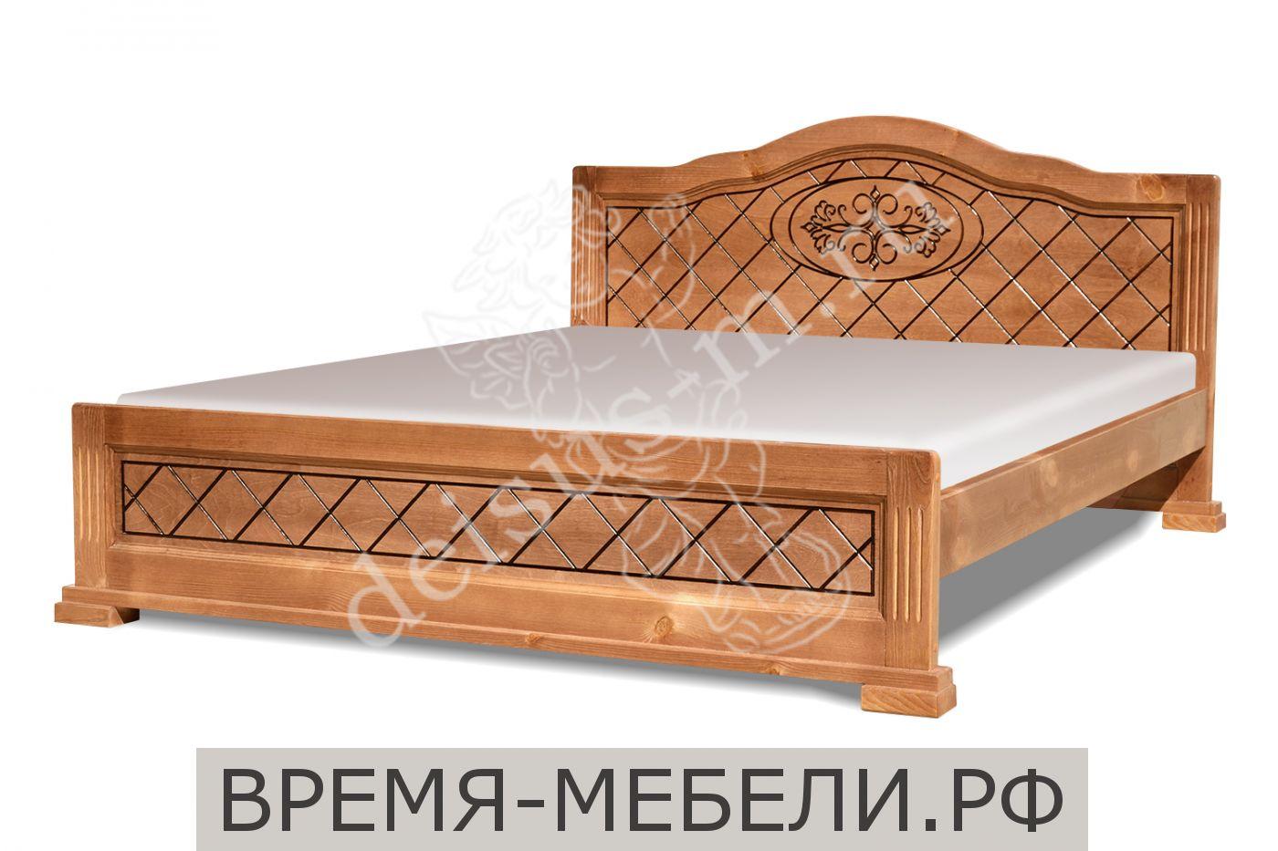 Кровать Каприз-М