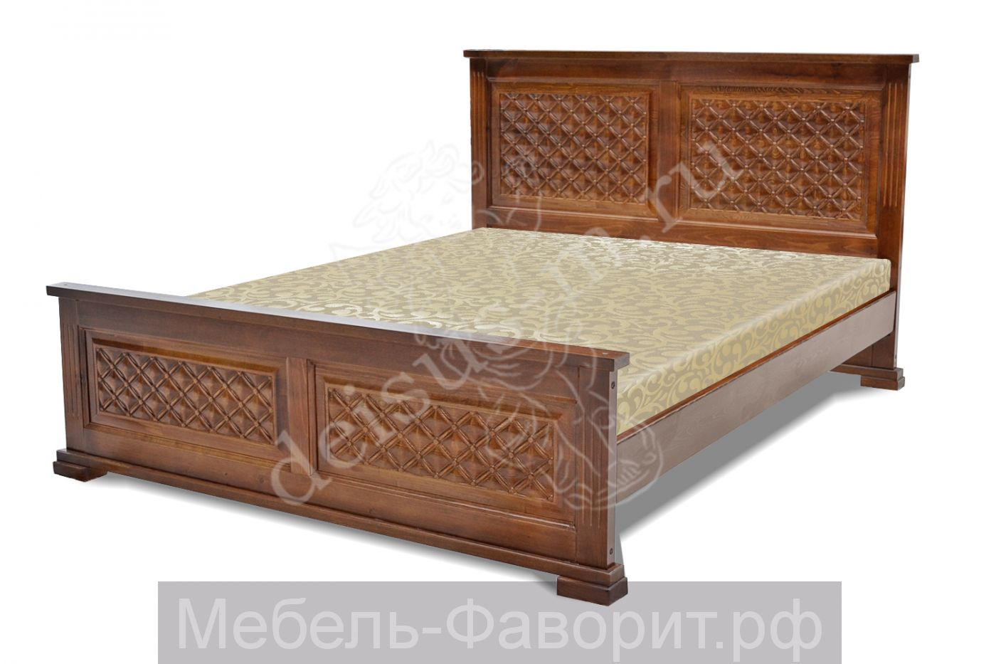Кровать Наири-М