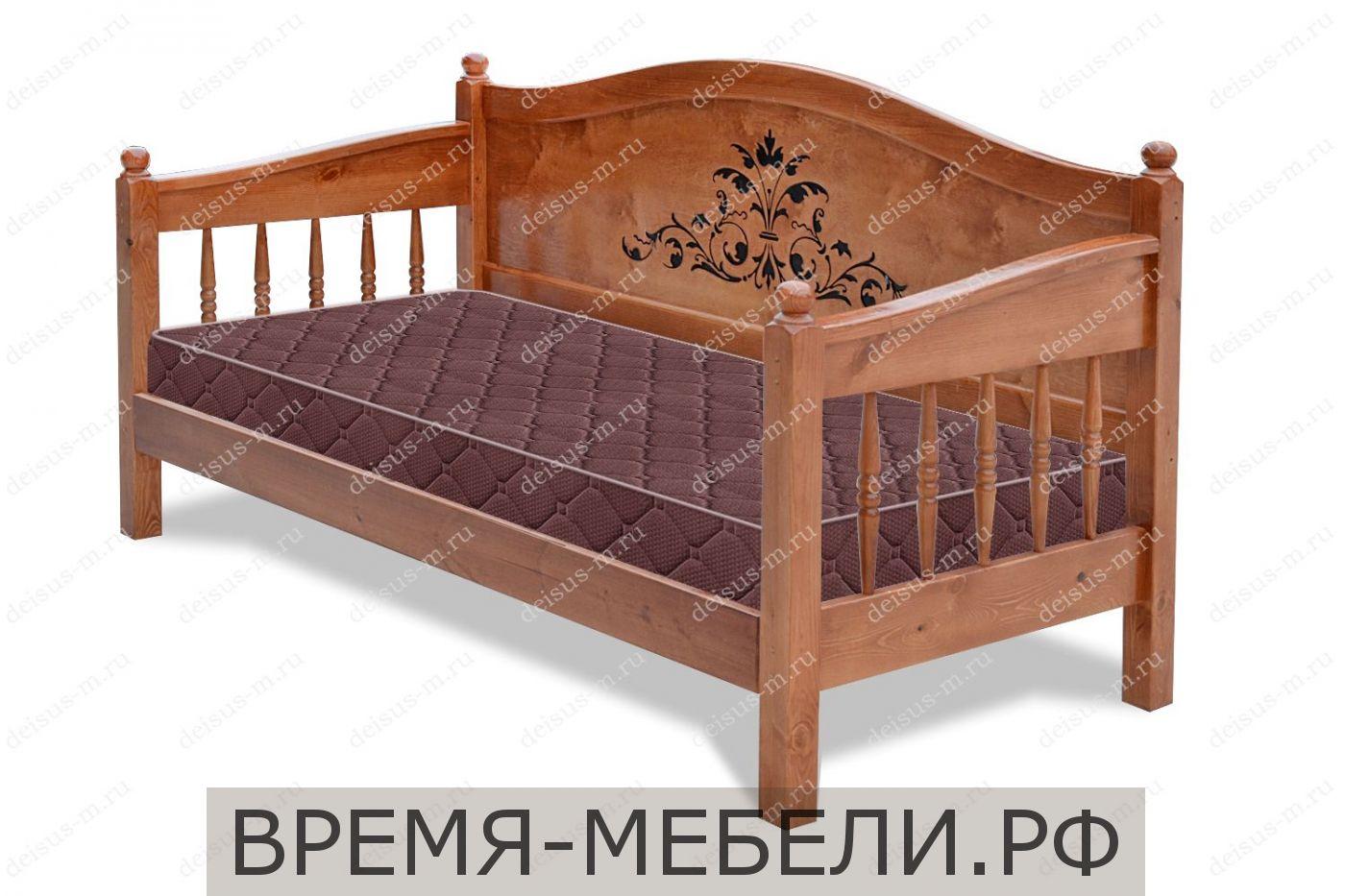 Кровать Бахрейн-М с рисунком