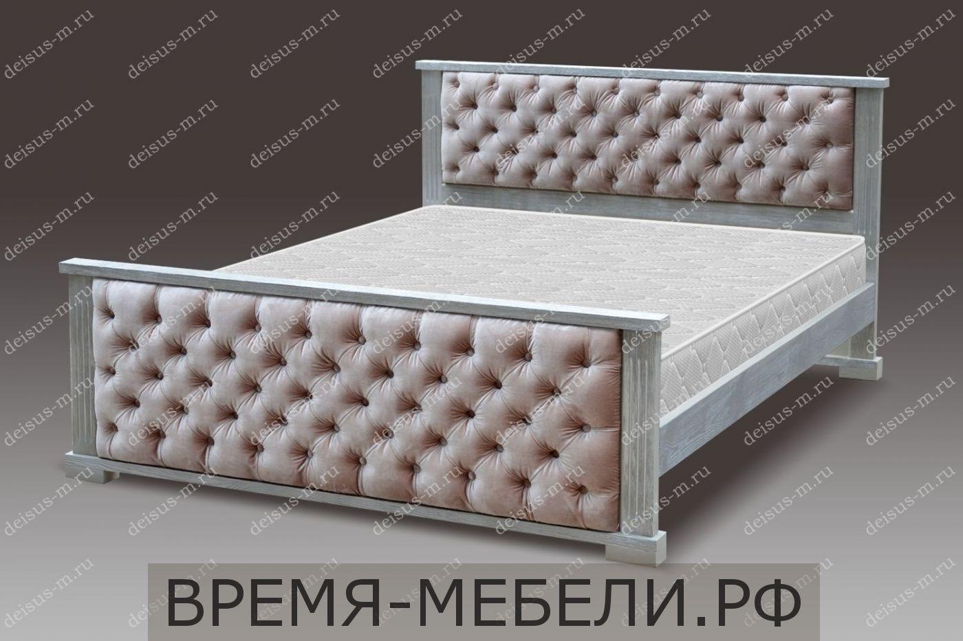 Кровать Ева-М