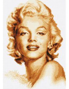 Алмазная мозаика «Мерлин» 40x50 см