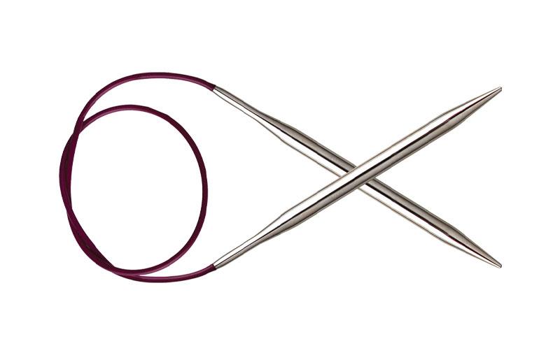 Спицы круговые Nova Metal  KnitPro