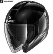 Мотошлем Shark CityCruiser Dual, Черно-серый