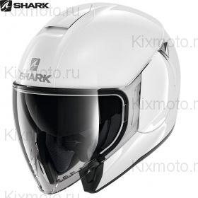Мотошлем Shark CityCruiser, Белый