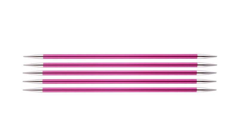 Спицы чулочные  ZING Knit Pro
