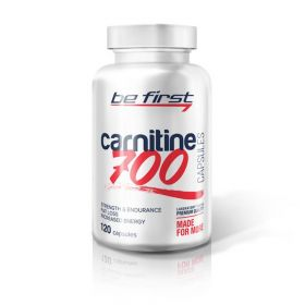 L-Carnitine Capsules 700 мг  от Be First, 120 капсул