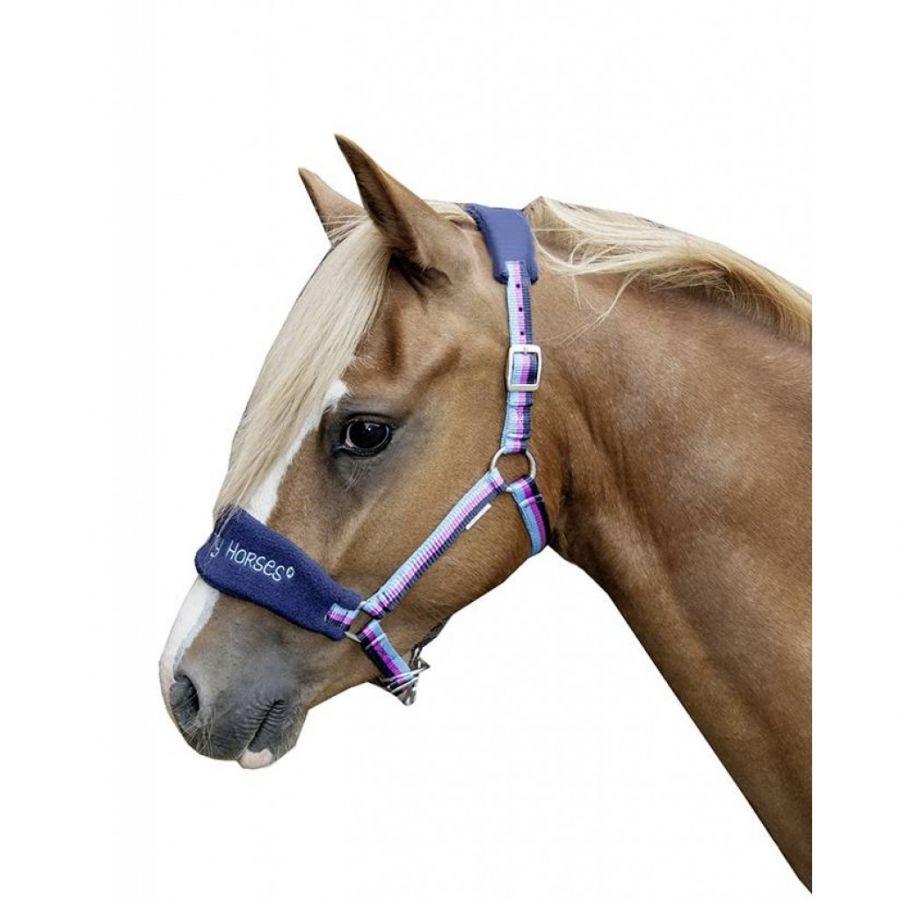 Недоуздок на шетти -Funny Horses-HKM
