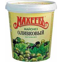 Майонез МАХЕЕВЪ Золотой оливковый 50,5% , 800г