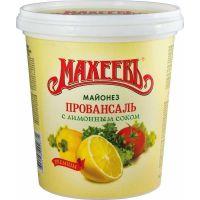 Майонез МАХЕЕВЪ Провансаль с лимонным соком 50,5%, 800г