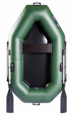 Надувная гребная лодка ПВХ Аква Шторм (Storm) ST220-34mk одноместная 220 см 14 кг