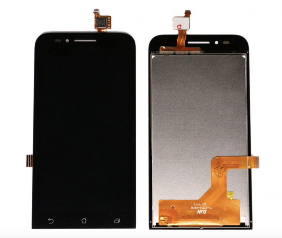 LCD (Дисплей) Asus ZC451TG ZenFone Go (в сборе с тачскрином) (black)
