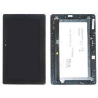 LCD (Дисплей) Asus T100TA Transformer Book (в сборе с тачскрином) (в раме) (black) Оригинал