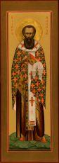 Икона Корнилий Переславский преподобный