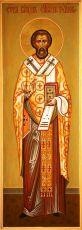 Икона Кирилл Туровский святитель