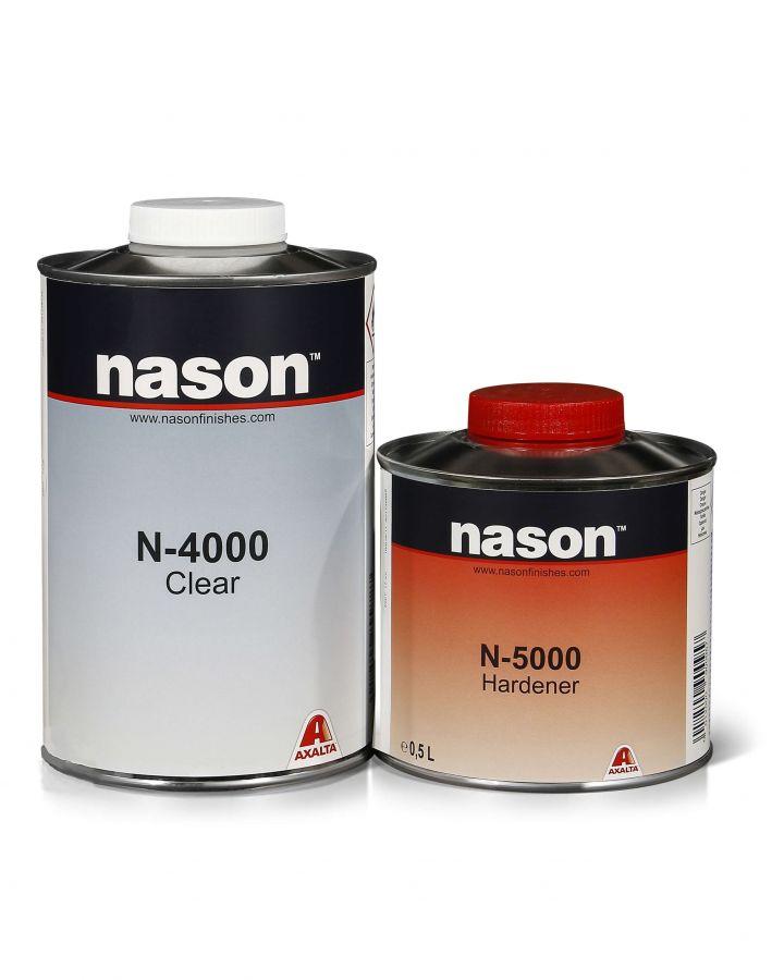Nason 2K-HS Лак N-4000 1л.