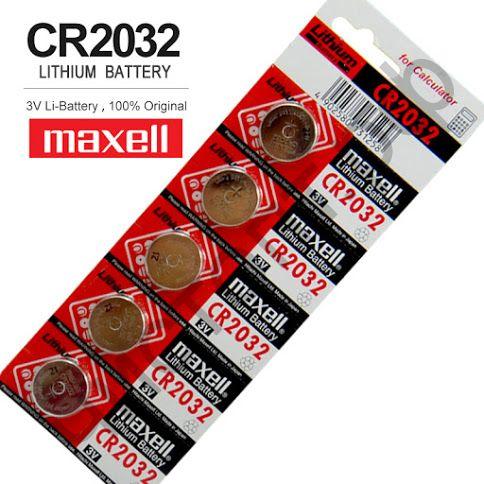 MAXELL CR2032  5BL