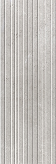 12095R | Низида серый светлый структура обрезной