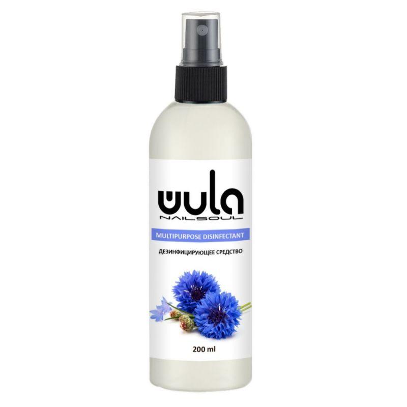 WULA nailsoul Средство дезинфицирующее 200 мл