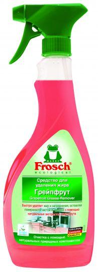 Frosch Средство для удаления жира Грейпфрут 0,5 л