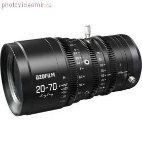 Кино объектив DZOFilm DZO 20-70mm T2.9 MFT