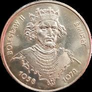 50 злотых Польша 1981 - Князь Болеслав II Смелый (Bolesław II Śmiały) 1058-1079