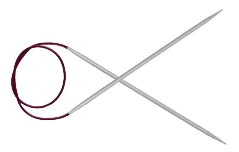 Спицы круговые BASIX ALUMINUM Knit Pro