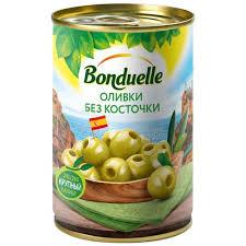 Оливки BONDUELLE без косточки, 300 г