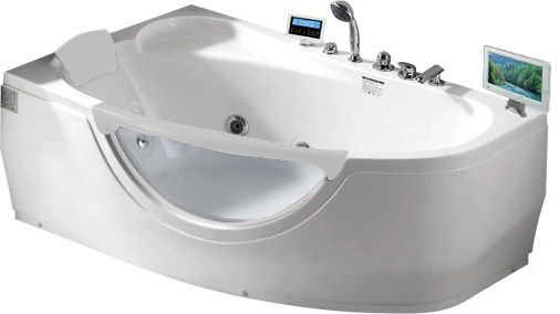 Акриловая ванна Gemy G9046 II O L