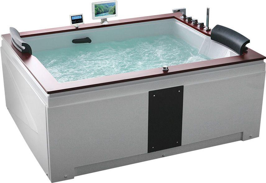 Акриловая ванна Gemy G9052 II O R
