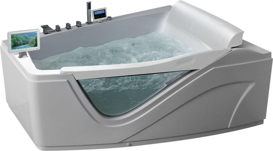 Акриловая ванна Gemy G9056 O R