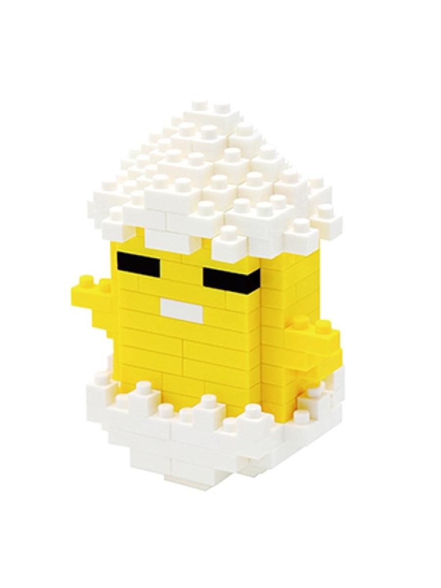 Конструктор Wisehawk & LNO Желток 160 деталей NO. 076 Egg yolk man mini blocks