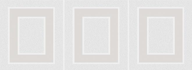 MLD/A68/15000 | Декор Вилланелла Геометрия белый