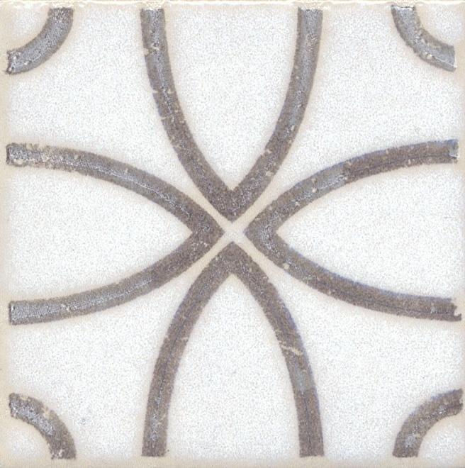 STG/A405/1266 | Вставка Амальфи орнамент коричневый