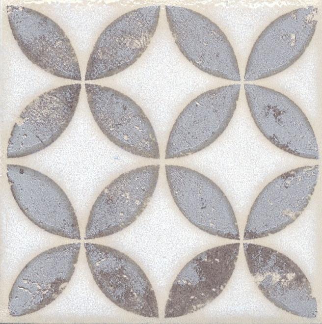 STG/A401/1266 | Вставка Амальфи орнамент коричневый