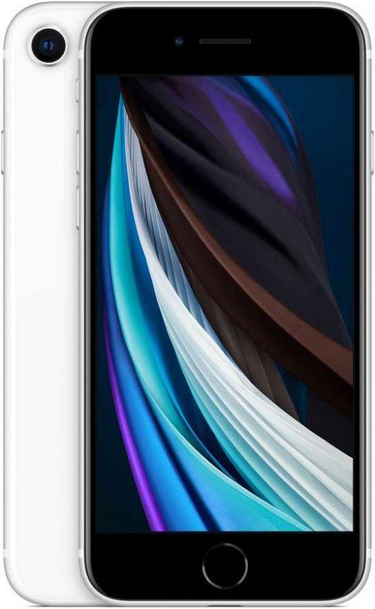 iPhone SE 128 Gb, Белый, 2020 (РСТ)