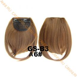 Искусственные термостойкие волосы - Челка №006А - 30 гр.