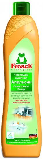 Frosch Чистящее молочко Апельсин 0,5 л