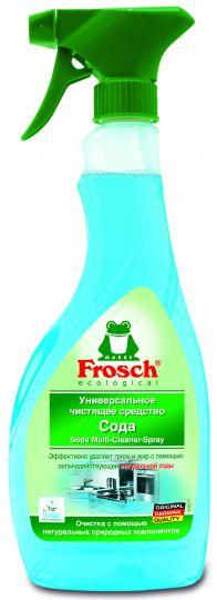 Frosch Универсальное чистящее средство Сода 0,5 л