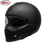 Шлем Bell Broozer Solid, Чёрный матовый
