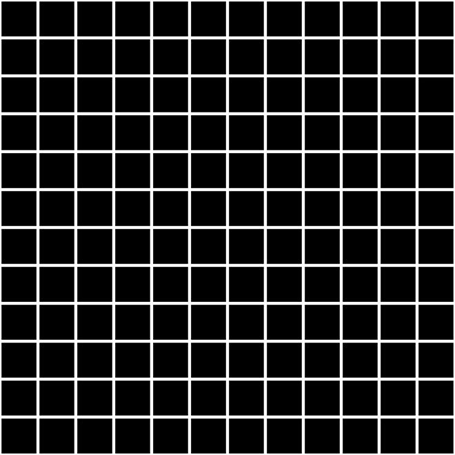 20071 | Темари черный матовый
