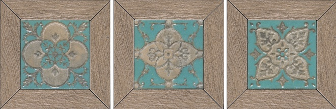 ID58 | Вставка Меранти беж мозаичный