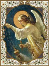 Икона Ангел-хранитель