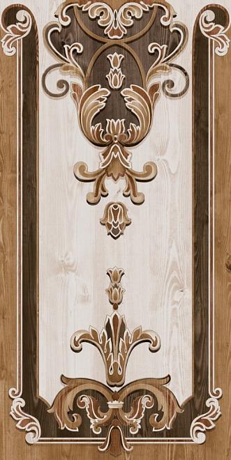 DD570600R | Гранд Вуд декорированный обрезной