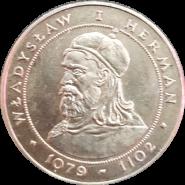 50 злотых Польша 1981 - Князь Владислав I Герман (Władysław I Herman) 1079-1102
