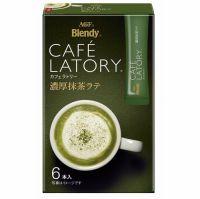 Матча-латте Blendy Cafe Latory, 6 стиков по 12г.